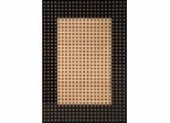 "Hand Carved Machine Woven Rug - 7' 9"" x 10' 6"" - Terra 703-26 - International Rugs"