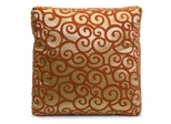 Harbin Square Box Pillow - 16 x 16 - IMAX - 42071