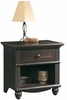 Harbor View Night Stand Antiqued Paint - Sauder Furniture - 401328