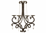 Harmony Chandelier Wall Sconce - IMAX - 27665