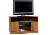 Harvest Mill Panel TV Stand Abbey Oak - Sauder Furniture - 407432