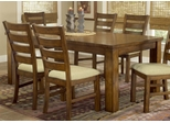 Hemstead Dining Table with Take-Off Leaf - Hillsdale Furniture - 4941-810