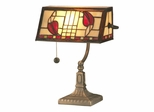 Henderson Bankers Accent Lamp - Dale Tiffany