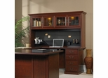 Heritage Hill Hutch For 109843 / 109848 Classic Cherry - Sauder Furniture - 109871