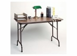 "High-Pressure 3/4"" Top Folding Table 30"" x 48"" - Correll Office Furniture - CF3048PX"