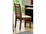 Hillary and Scottsdale Youth Desk Chair with Fabric Seat - 400289