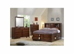Hillary Furniture Collection in Warm Brown - Coaster
