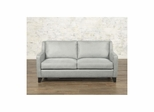 Hilton Mist Leather Sofa - Largo - LARGO-ST-F2540-401