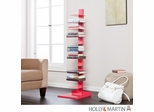 Holly & Martin Heights Book / Media Tower - Watermelon