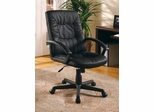 Home Office Chair in Black - Coaster