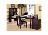 Home Office Furniture Set in Espresso - Coaster