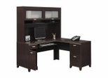 Home Office Furniture Set - Tuxedo Collection - Bush Office Furniture