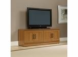 Homeplus TV / Wall Cabinet Sienna Oak - Sauder Furniture - 411955