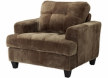 Hurley Transitional Tufted Chair - 503533