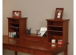 Hutch for 11710 Desk - Hudson Valley - O'Sullivan Office Furniture - 11712