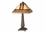 Hyde Park Mission Table Lamp - Dale Tiffany