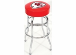 Imperial International Kansas City Chiefs Bar Stool