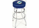 Imperial International Miami Dolphins Bar Stool