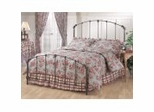 Iron Bed / Metal Bed - Bonita Bed in Copper Mist Finish - Hillsdale Furniture