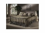 Iron Bed / Metal Bed - Edgewood Bed in Magnesium Pewter - Hillsdale Furniture