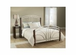 Iron Bed / Metal Bed - Sorrento - Hillsdale Furniture