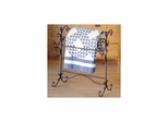 Iron Blanket Rack - Holly and Martin