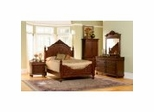 Isabella Furniture Collection in Oak - Coaster