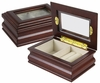 Isabelle Mahogany Jewelry Box - JBQ-CL550