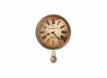 J.H. Gould and Co. III Wall Clock with Pendulum - Howard Miller