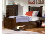 Jasper Storage Bed with Drawers - 400751T