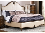 Jessica McClintock King Leather Low Bed - Lea American Drew - 908-306R