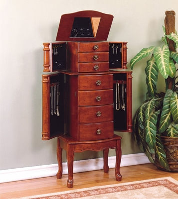 Jewelry Armoire in