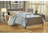 Kensington Queen Size Bed - Hillsdale Furniture - 1502BQR