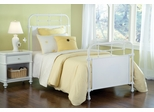 Kensington Twin Size Bed - Hillsdale Furniture - 1708BTWR