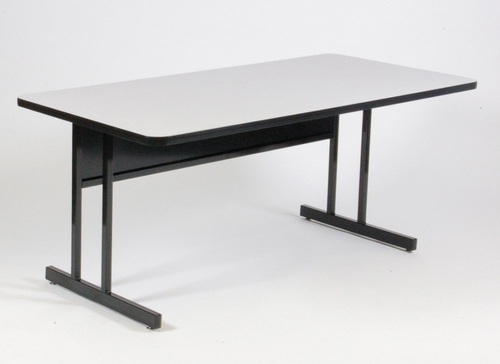 Keyboard Height Computer Table 24