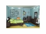 Kids Bedroom Furniture Collection in Chocolate - South Shore Furniture