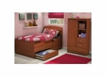 Kids Bedroom Furniture Collection in Morgan Cherry - Imagine - South Shore Furniture