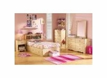 Kids Bedroom Furniture Collection in Romantic Pine - South Shore Furniture