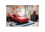 Kids Bedroom Furniture Collection in Solid Black - South Shore Furniture