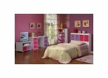 Kids Bedroom Furniture Collection in White - 4D Concepts