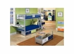 Kids Bedroom Furniture Collection - Locker Furniture Collection