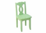Kids Chair and Seating - Brighton Chair in Sage - KidKraft Furniture - 16705