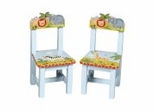 Kids Chair and Seating - Safari Extra Chairs - Guidecraft - G83203