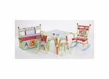 Kids Furniture Collection - Alphabet Soup