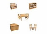 Kids Furniture Collection - Mission - Guidecraft