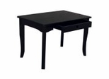Kids Table - Avalon Table in Black - KidKraft Furniture - 26612