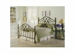King Size Bed - Dynasty King Size Bed in Autumn Brown - Fashion Bed Group - B91N56