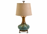 Kirkly Ceramic Table Lamp - IMAX - 29561