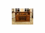 Kokomo Bar in Vintage Oak - American Hertiage - AH-600006VO-SS