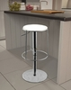Krew Barstool in White - Bellini Modern Living - KREW-BS-WHT